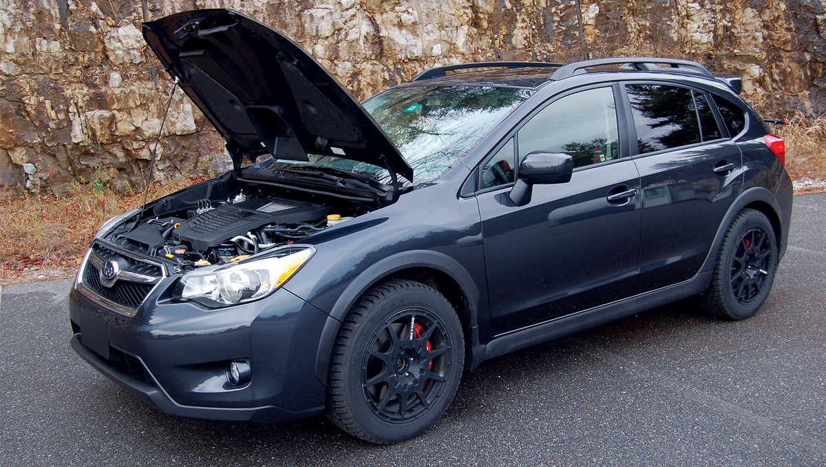 Subaru Legacy Aftermarket Parts >> Subaru Drive Performance - Mods: Crosstrek Body and WRX Soul, a Powerful Combination (13.1)