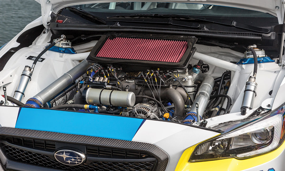 Subaru Drive Performance Oh Man The Ultimate Wrx Sti Dp133 Boxer 4 Engine Fwd Trans Diagram Block With Uniquely Formed Components