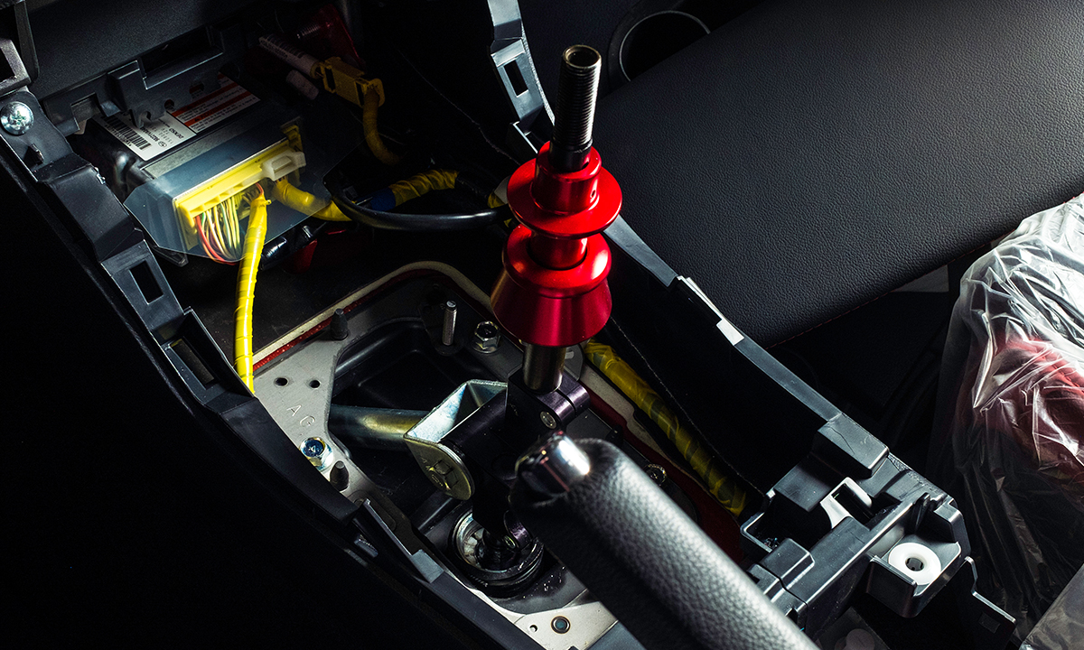 Gearbox changes include a short-throw shifter for the WRX STI.