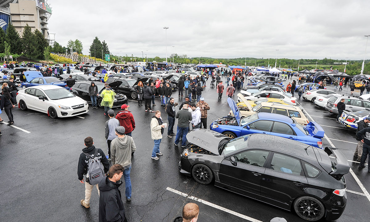 3,600 attendees enjoyed 2016 Boxerfest. Credit Jon DiFrancisco