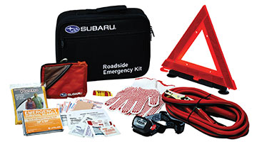 Subaru Roadside Emergency Kit